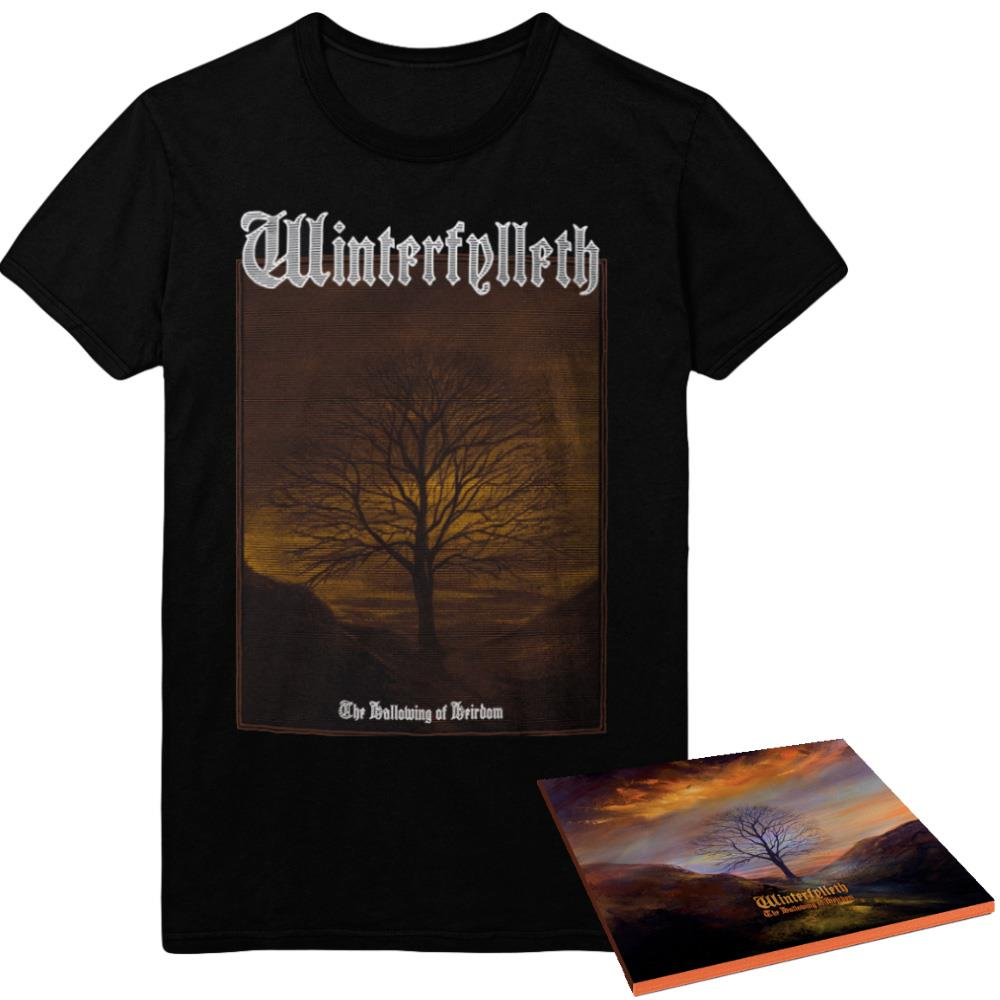 The Hallowing of Heirdom Deluxe Cd/T-Shirt