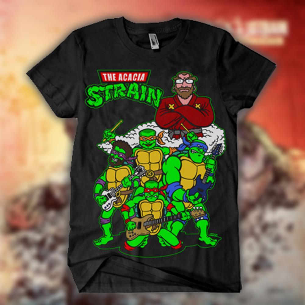 Turtles Black