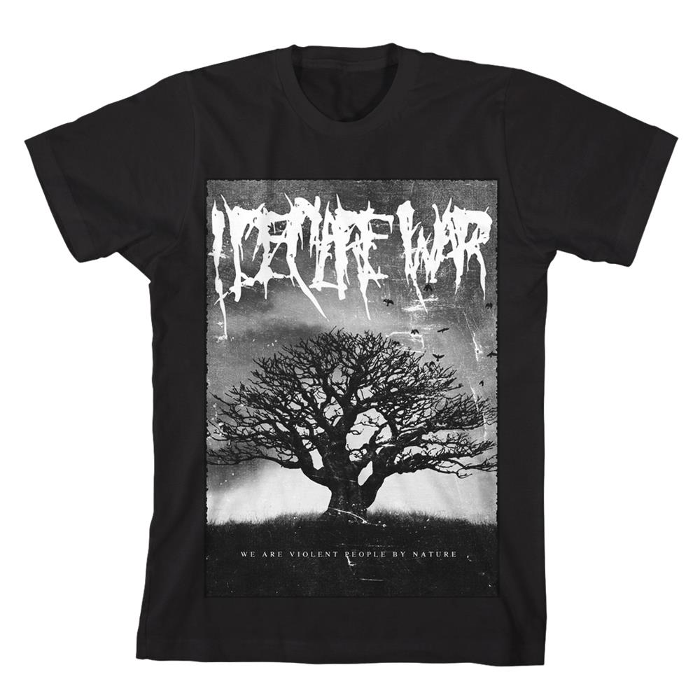 Album Art Black T-Shirt
