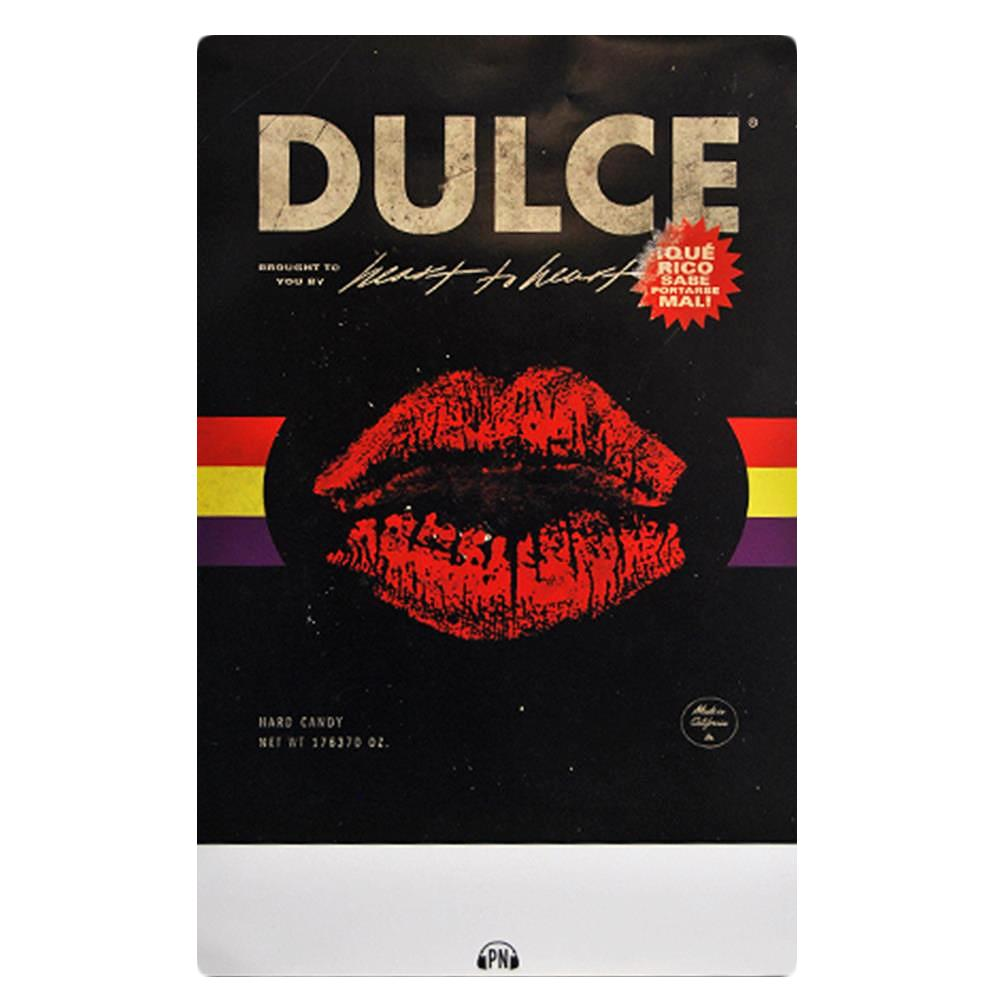 Dulce Album Poster