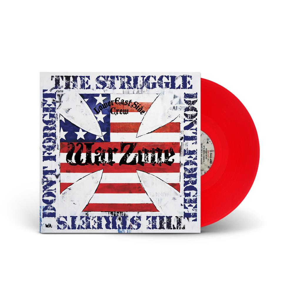 Don't Forget The Struggle Red