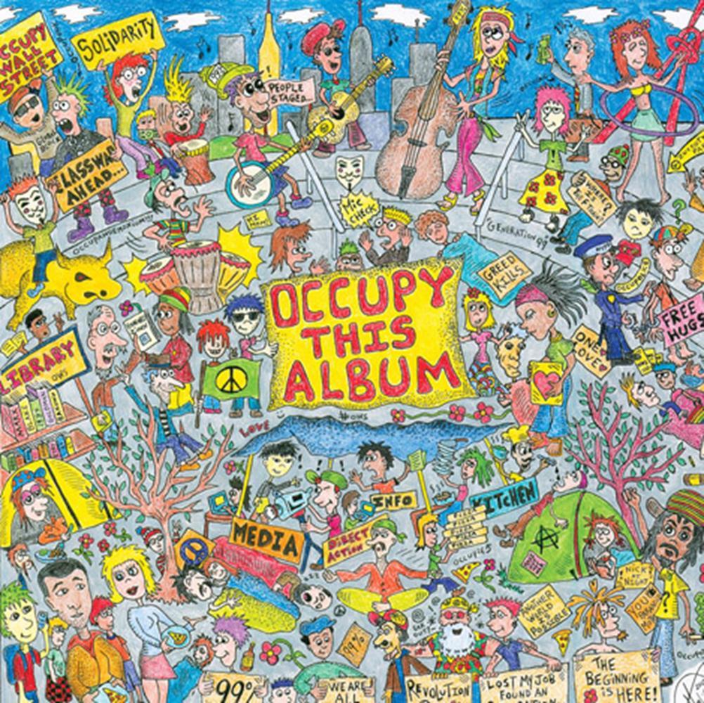 Occupy This Album - 4 Disc Set