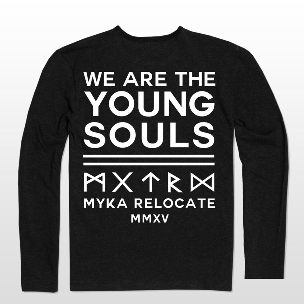 Young Souls MMXV Heather Black