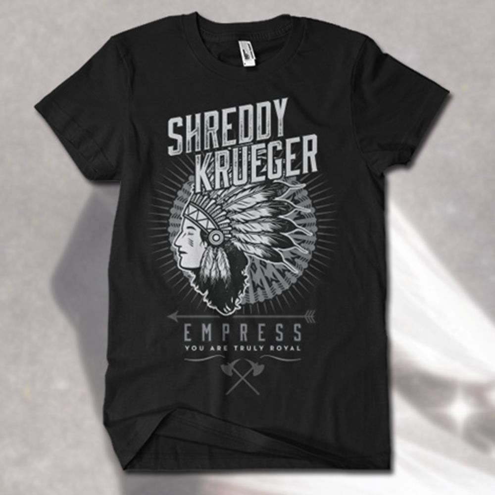 Empress Black T-Shirt