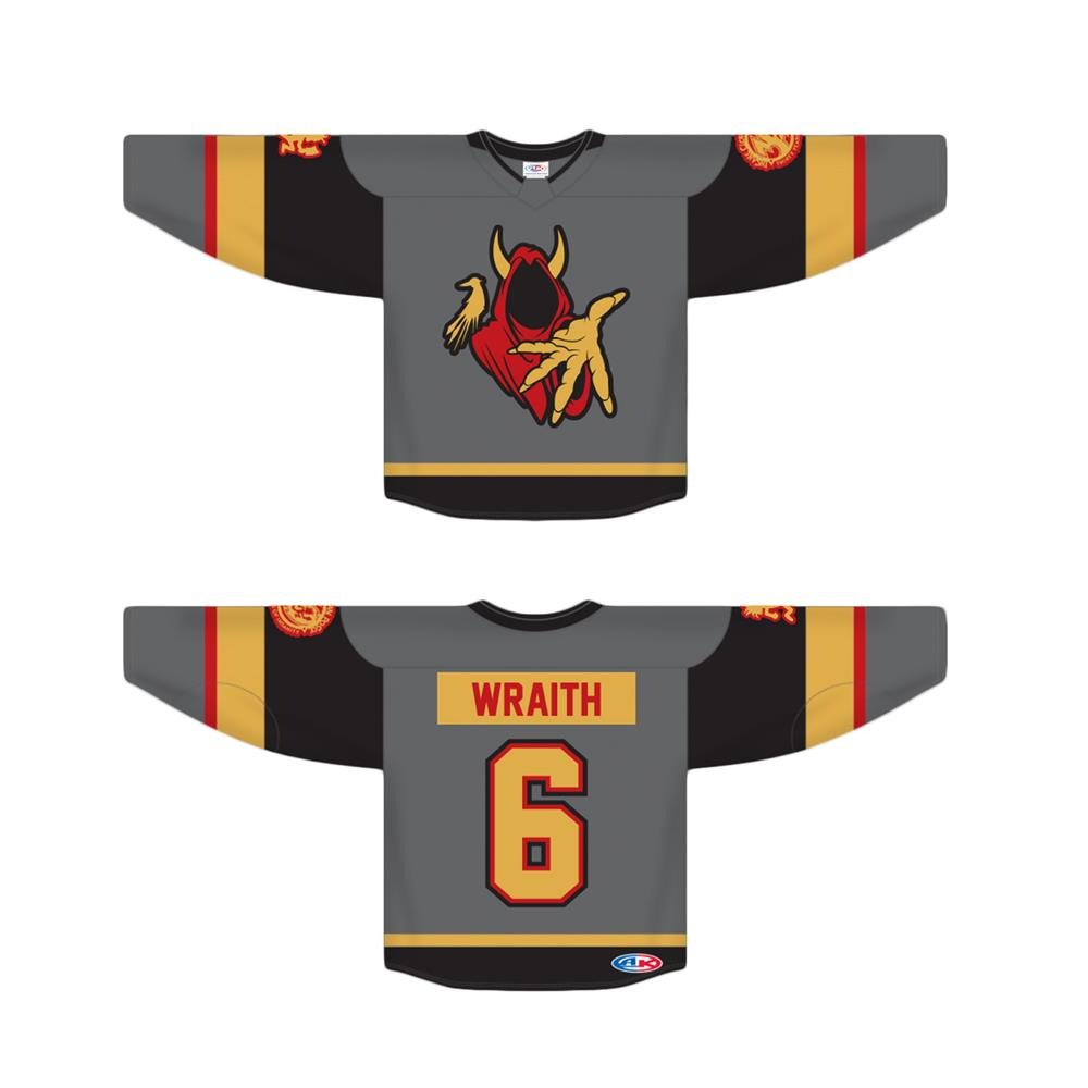 30th Anniversary Wraith 6 Hockey