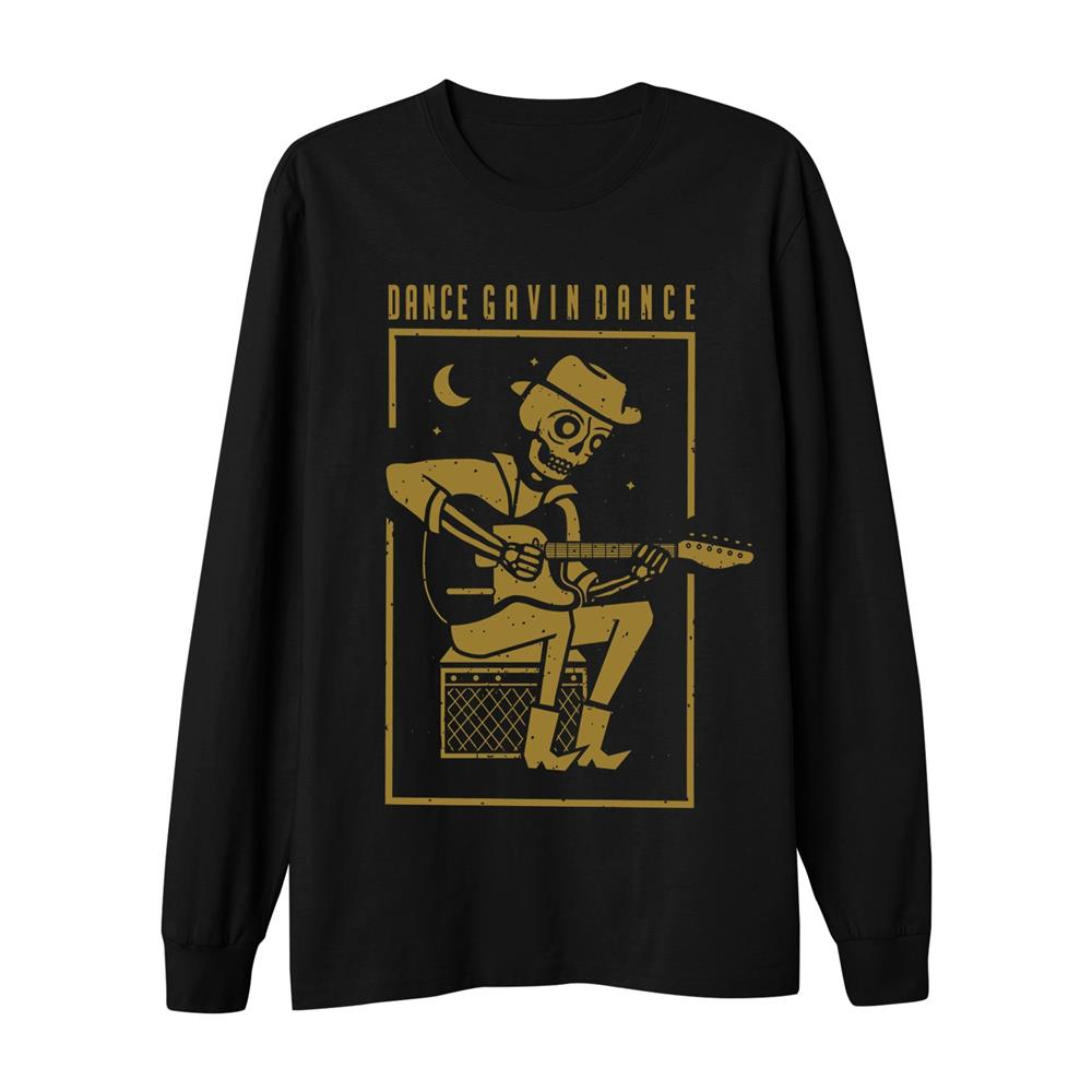 Dead Guitar Black