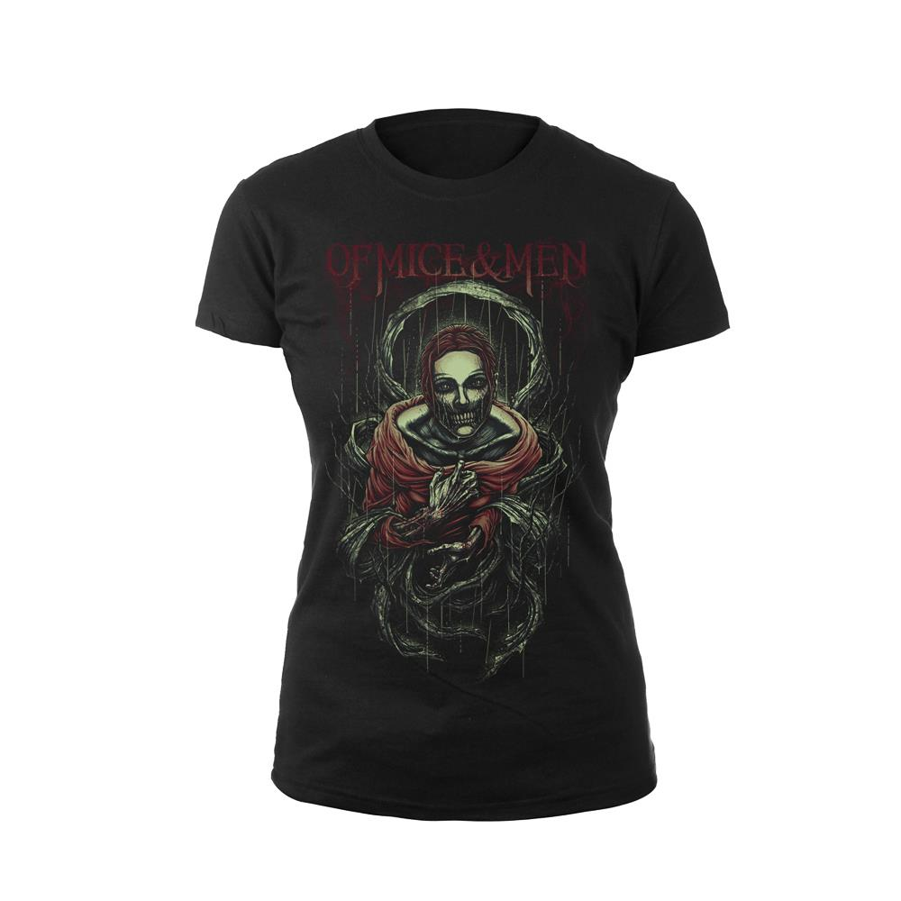 Ghoul Black JRS/Girls Tee