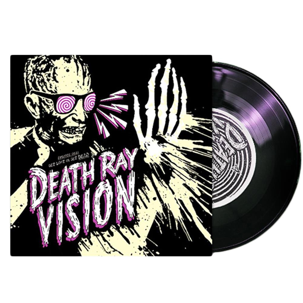 Get Lost Or Get Dead Purple 7Inch