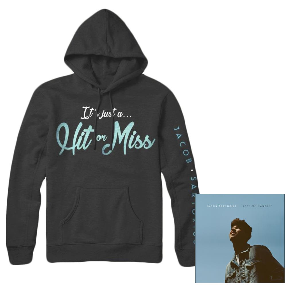Hit or Miss Pullover + Left Me Hangin' Download