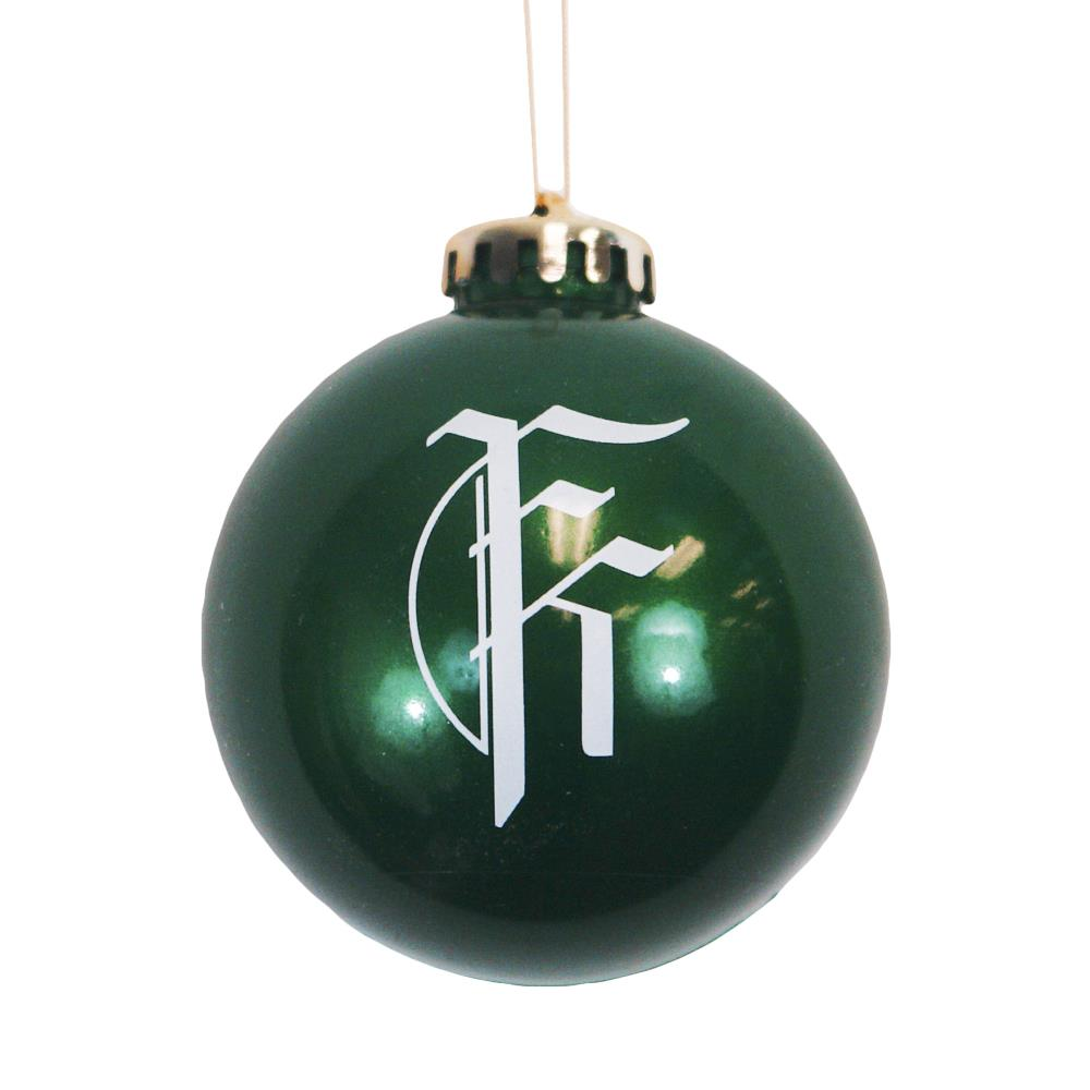 Icon Logo Green Ornament