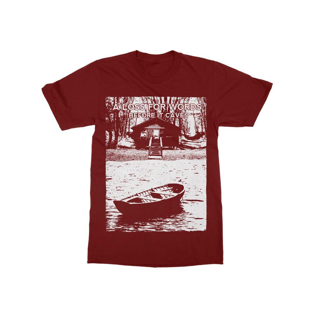 Lake Maroon T-Shirt