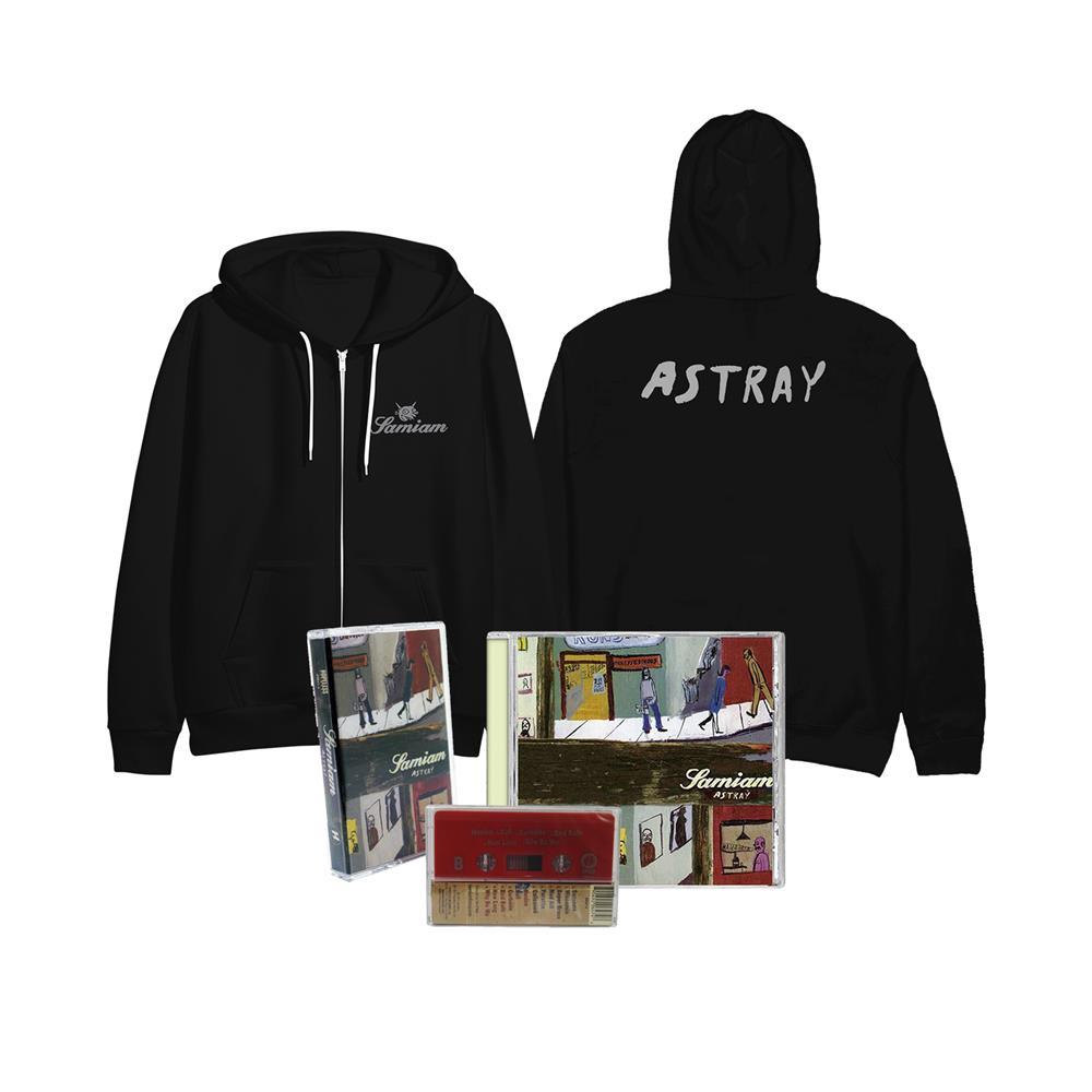Astray CD/Cassette Bundle 3