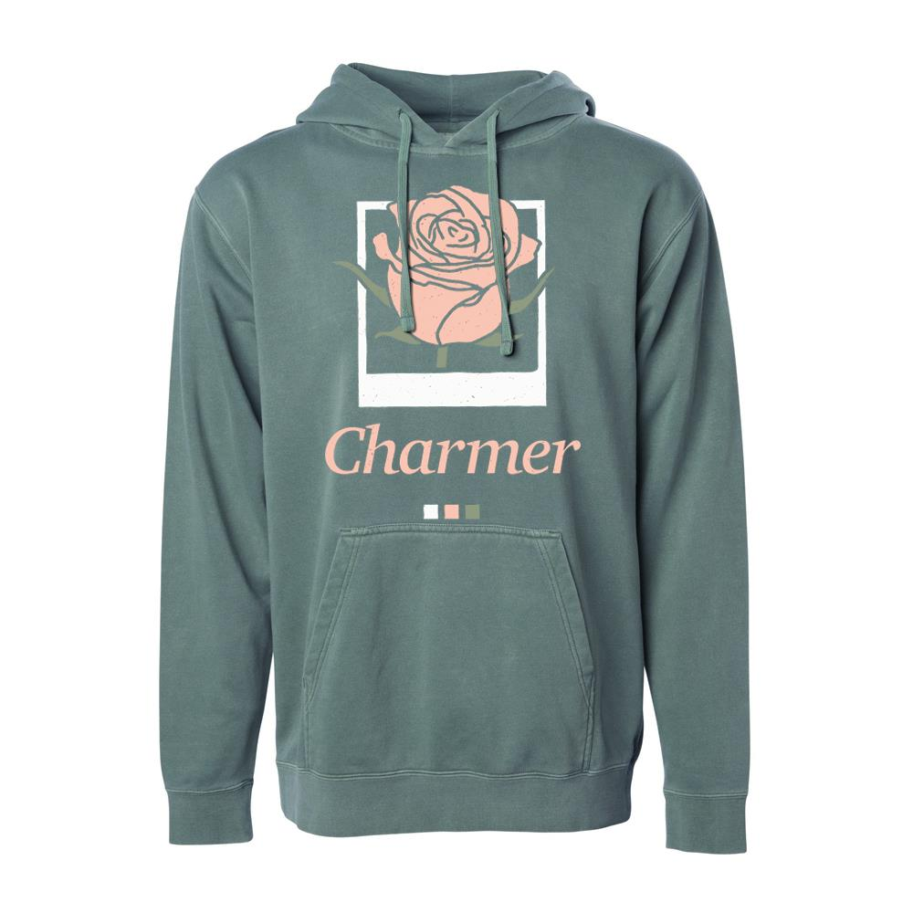 *Limited Stock* Flower Alpine Green
