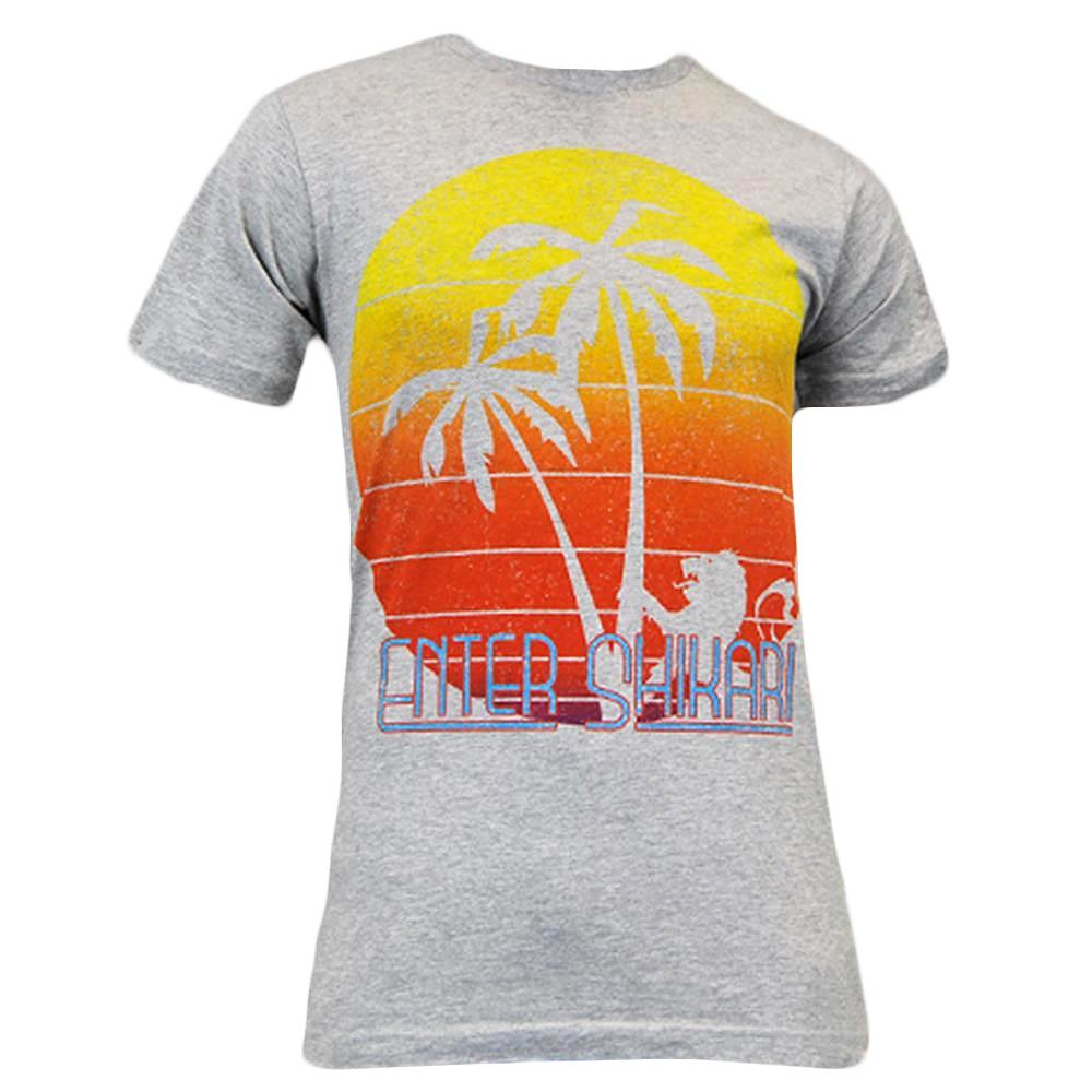 Sunset Heather Grey