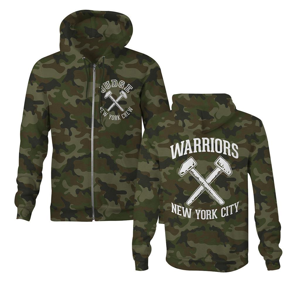 Warrior Camo