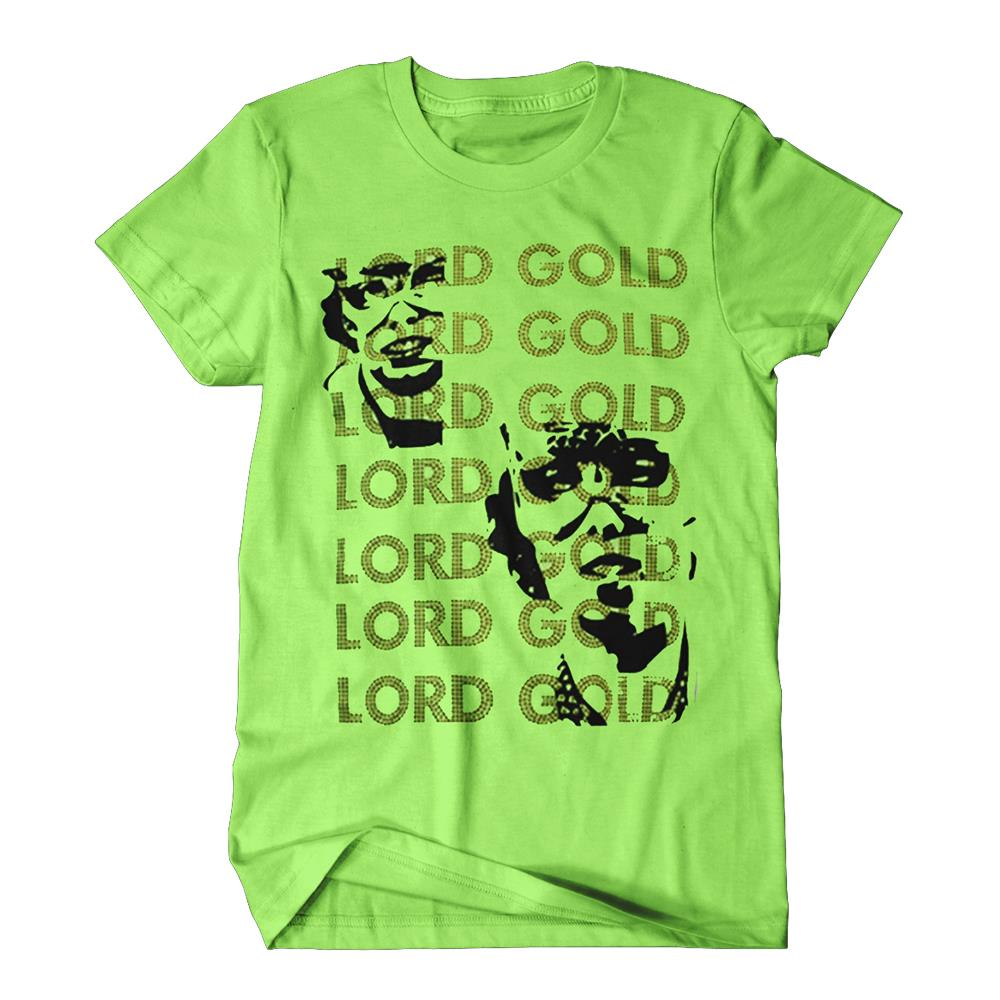 Lord Gold Lime Green