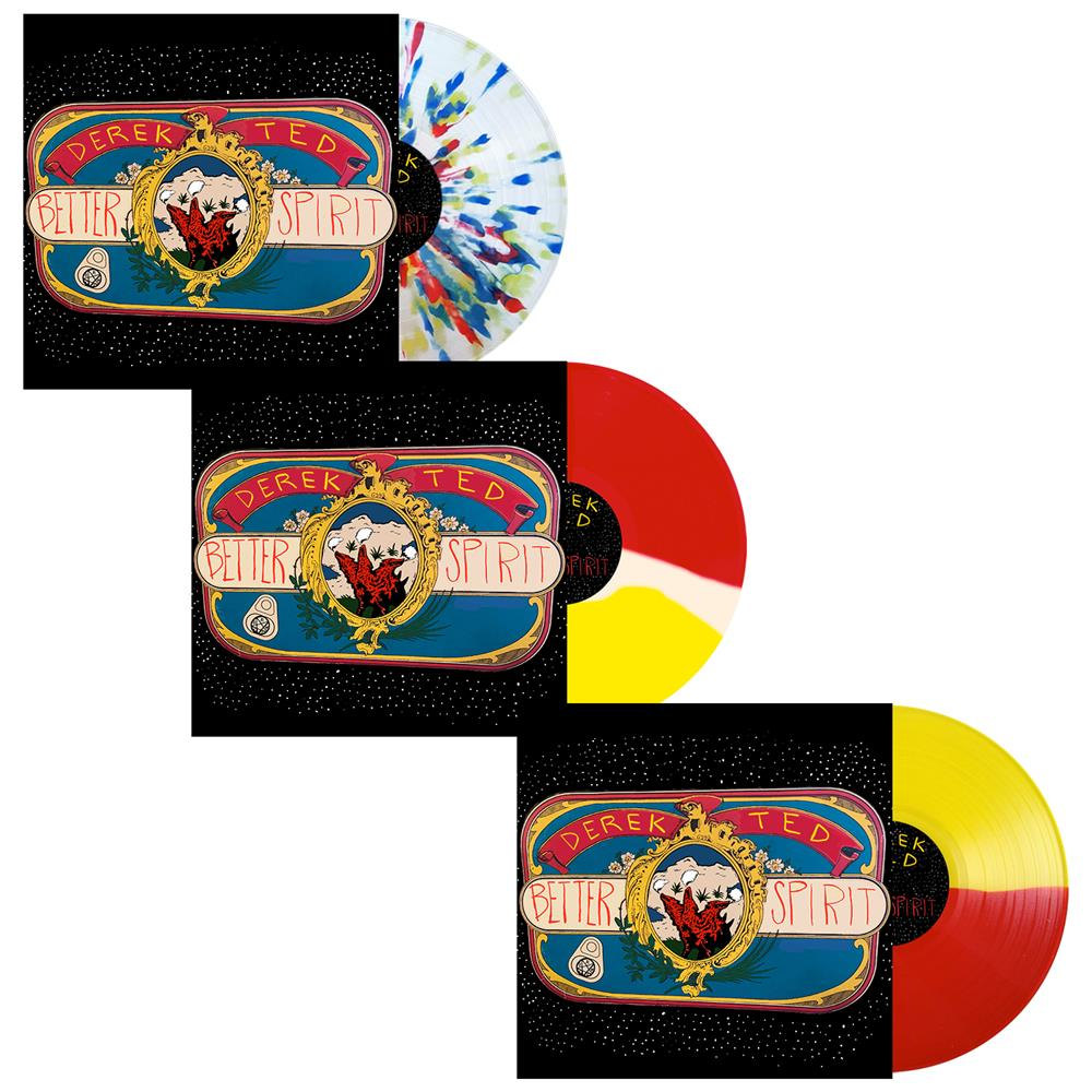 Better Spirit 3 LP + DD
