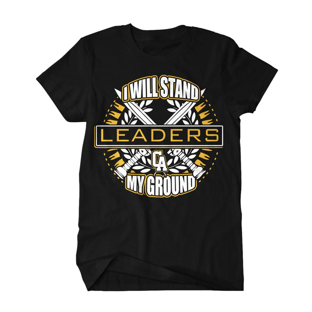 Stand My Ground Black $6 Sale *Small Only*
