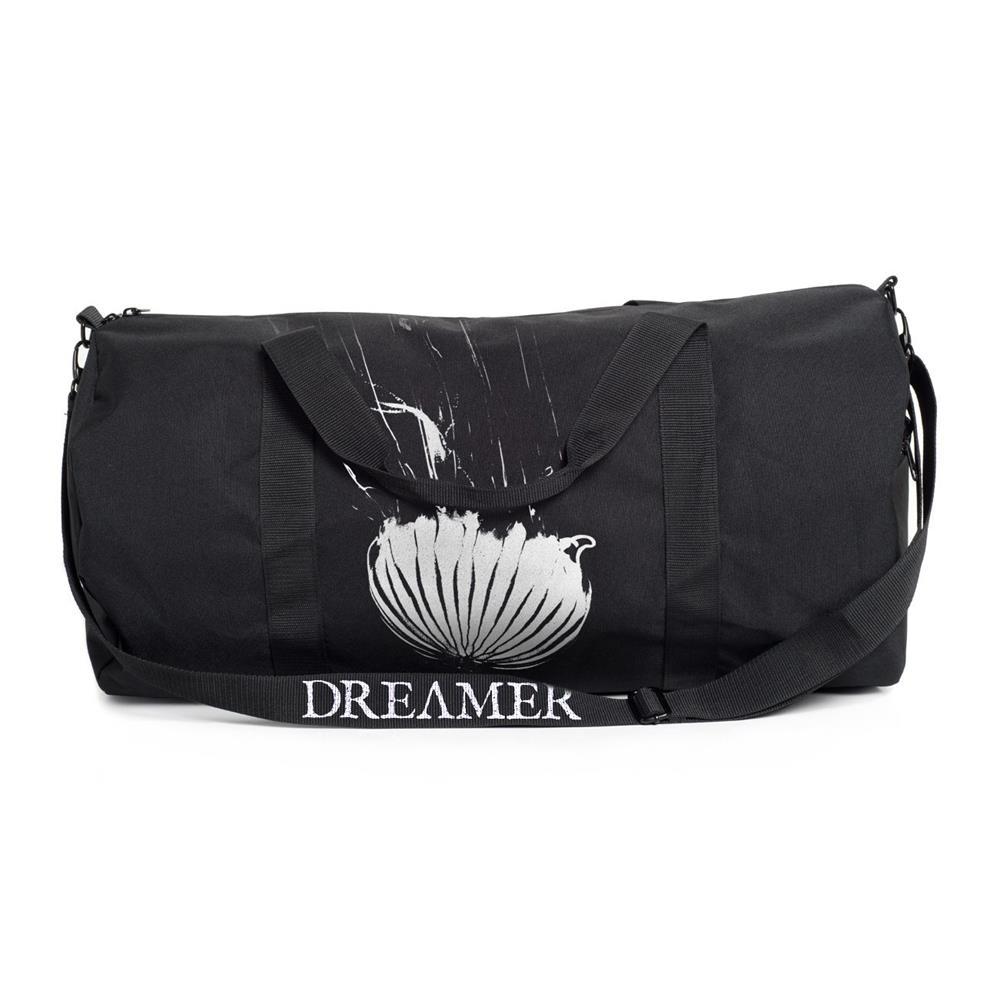 Umbrella Dreamer Black Duffel Bag