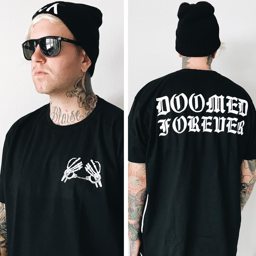 Doomed Forever Black
