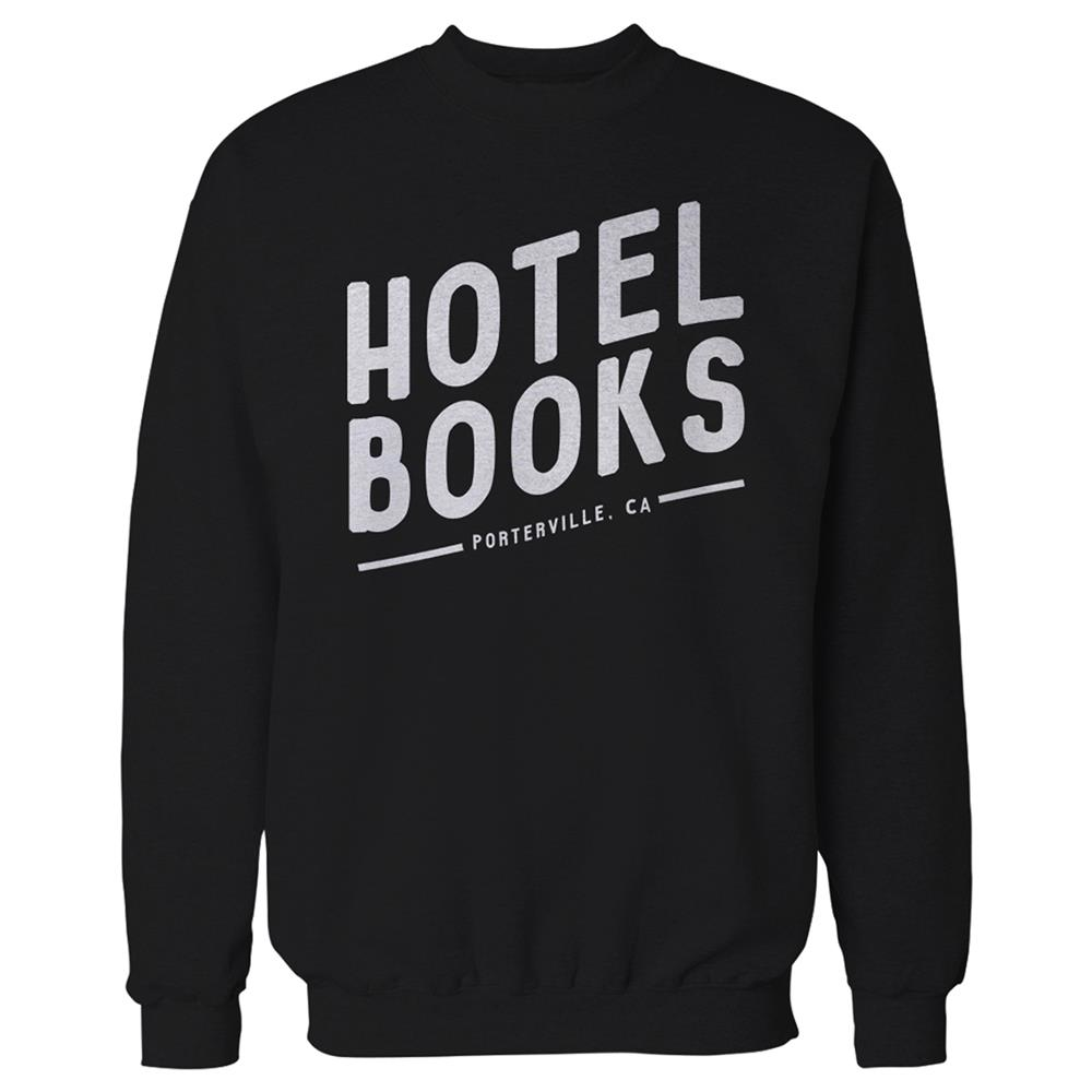 Logo Black Crewneck Small