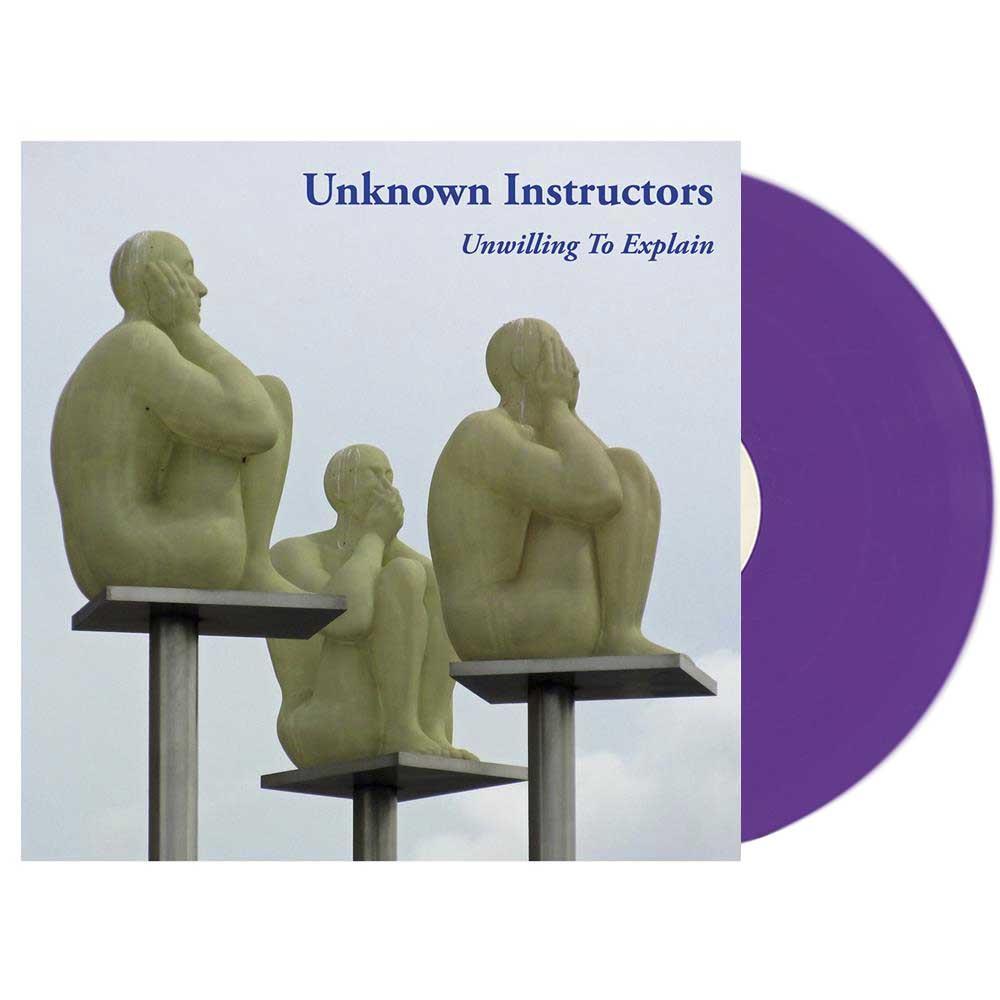 Unwilling To Explain Purple