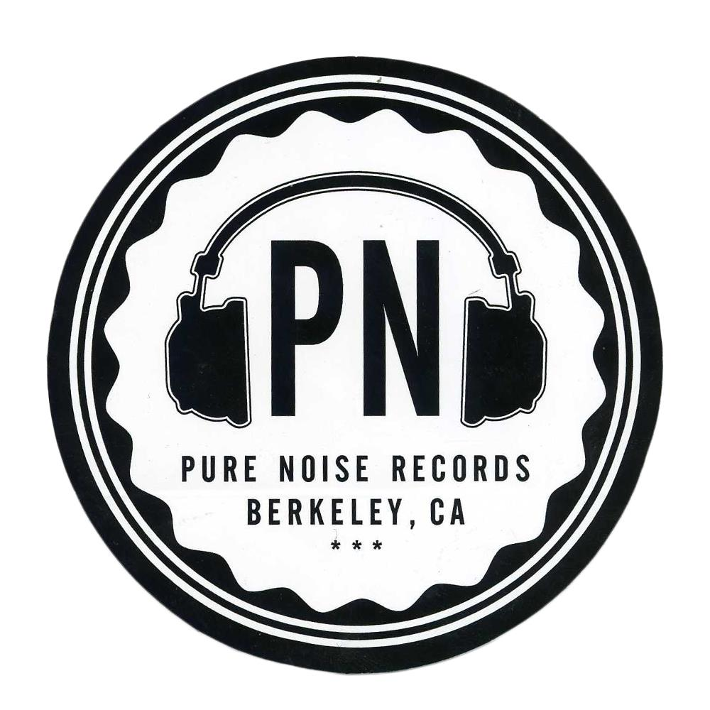 Pure Noise Headphone Sticker