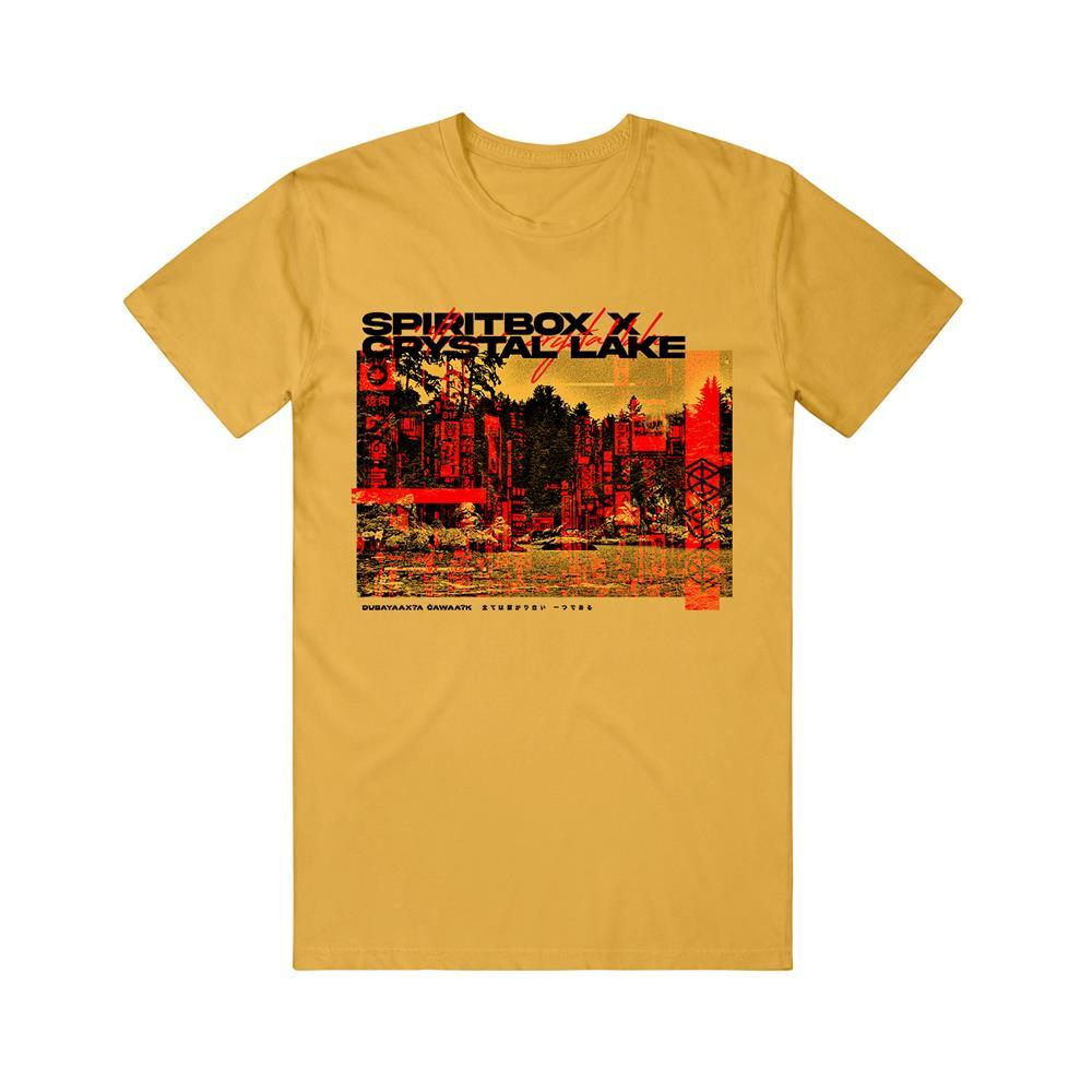 Spiritbox x Crystal Lake - Connected Mustard