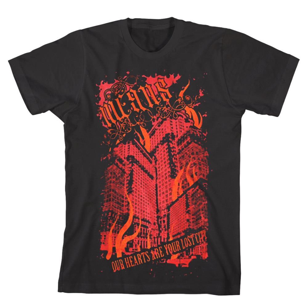 Lost City Black *Sale! Final Print* $6 Sale
