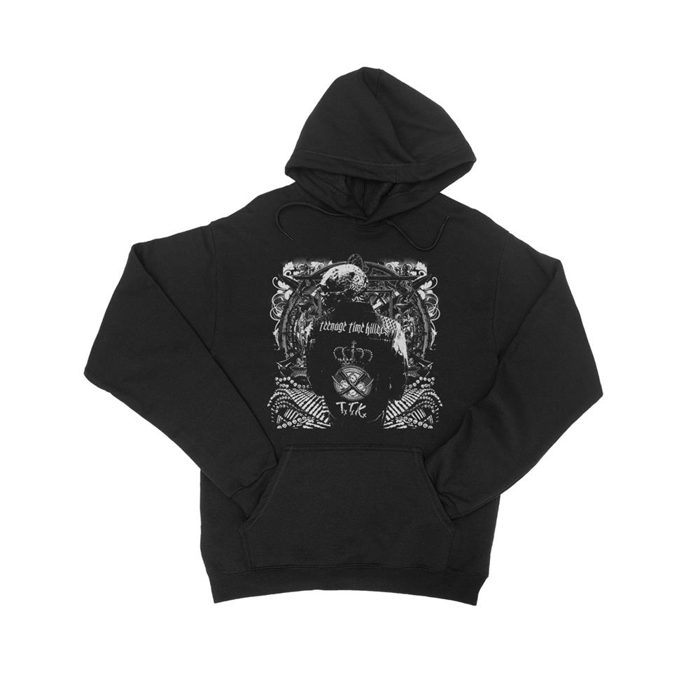 Greatest Hits Volume 1 Black Pullover