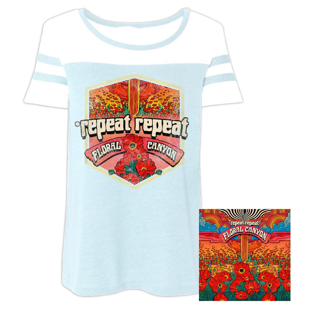 Womens T-Shirt + Digital Download