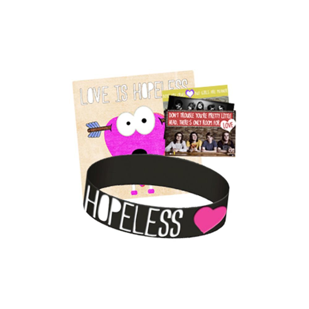 Hopeless Records - Love Is Hopeless Valentine Bundle