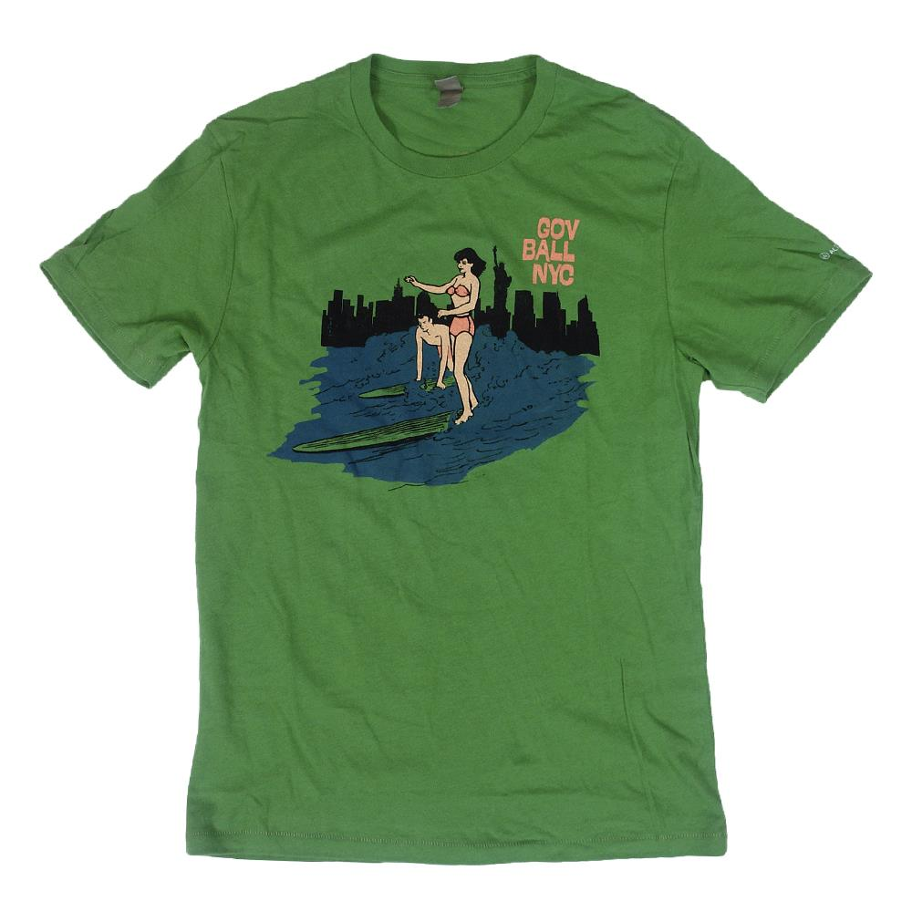 Surf NYC Green Unisex