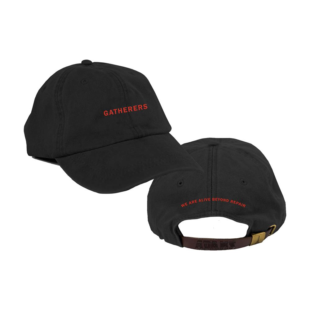 We Are Alive Beyond Repair Black Dad Hat