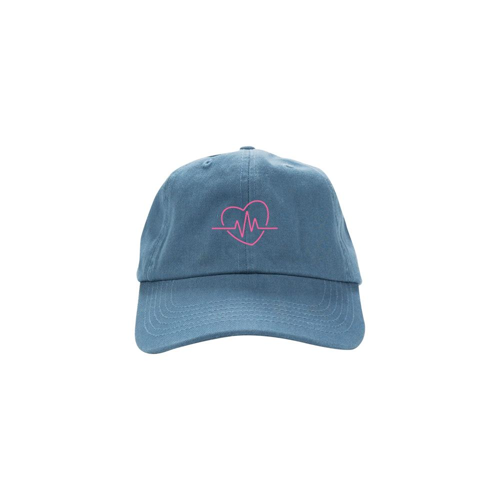 Hooked On A Feeling Denim Dad Hat