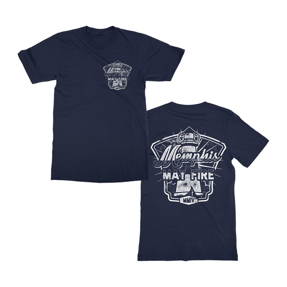 Light House Navy T-Shirt