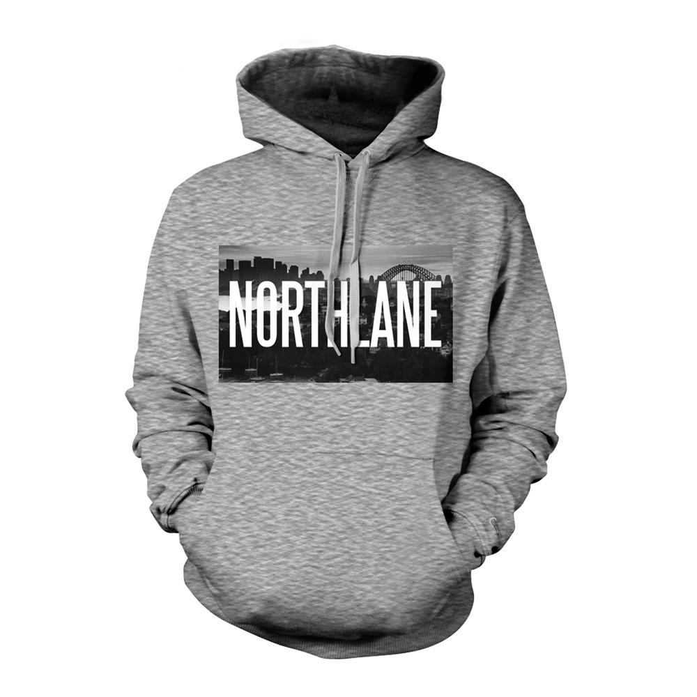 Skyline Heather Grey