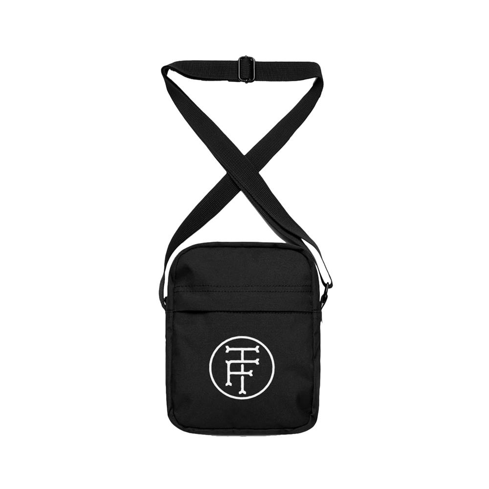Logo Black Bum Bag