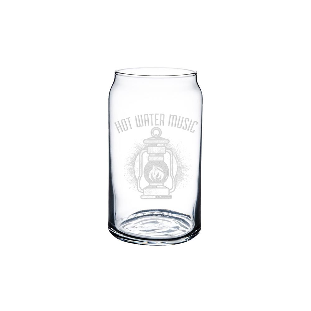 Lantern  Pint Glass