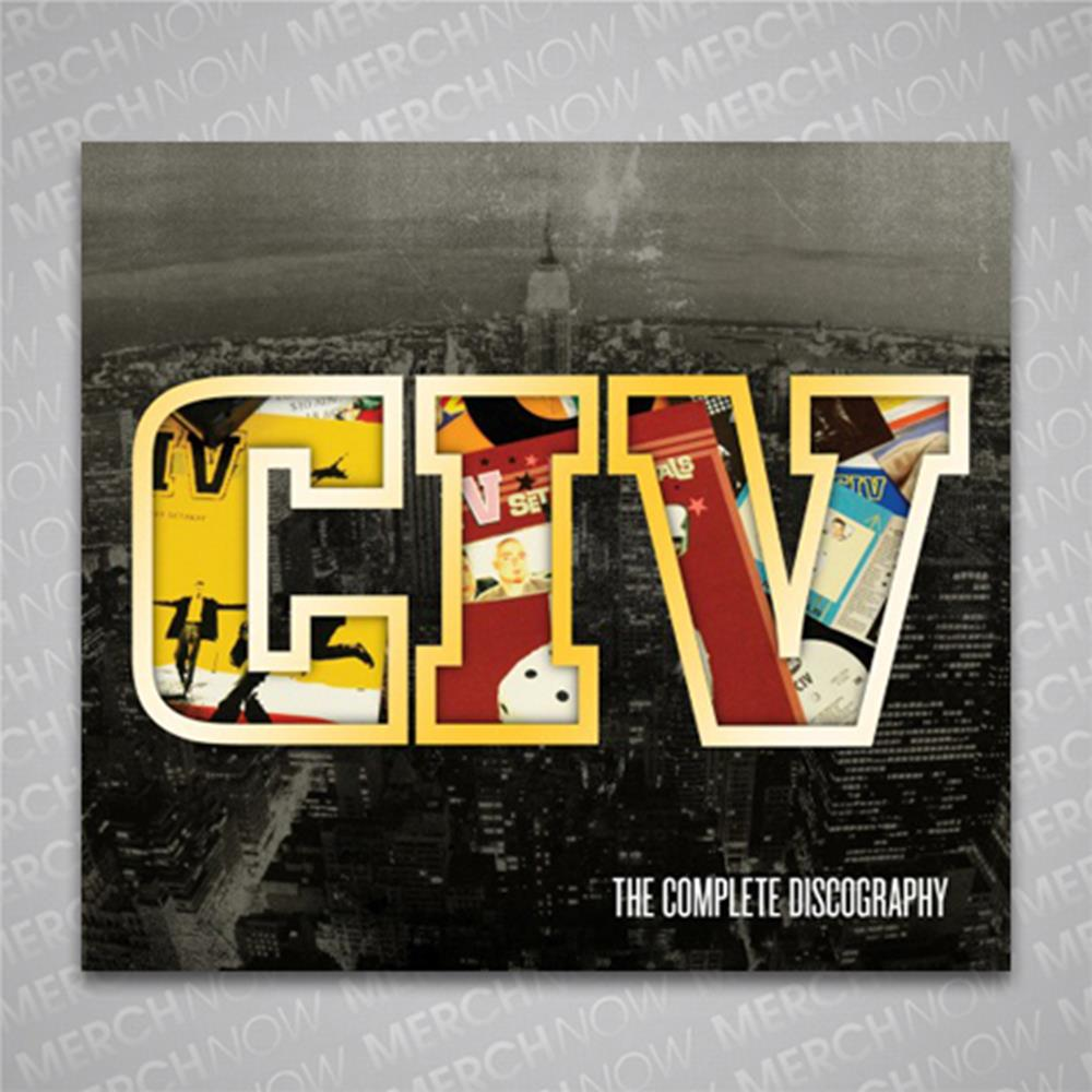 The Complete Discography