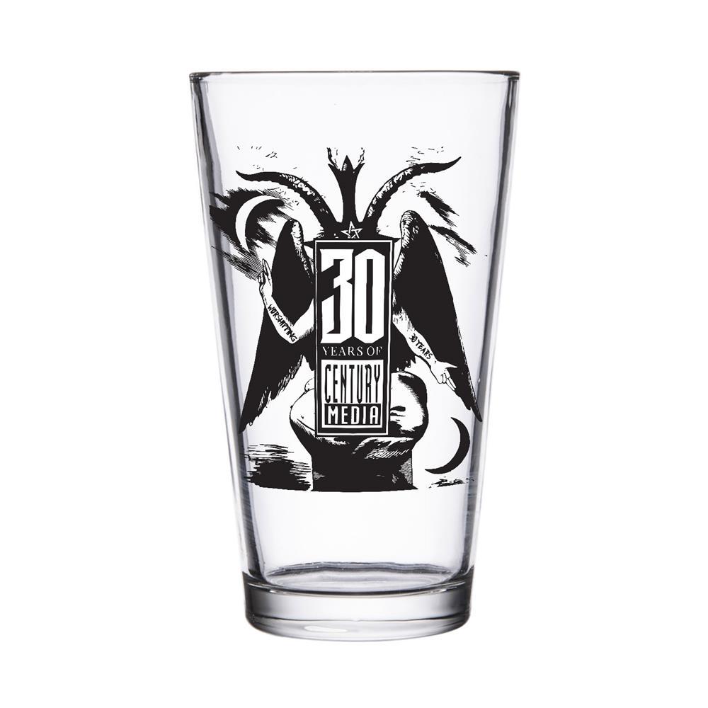 30Th Anniversary  Pint Glass