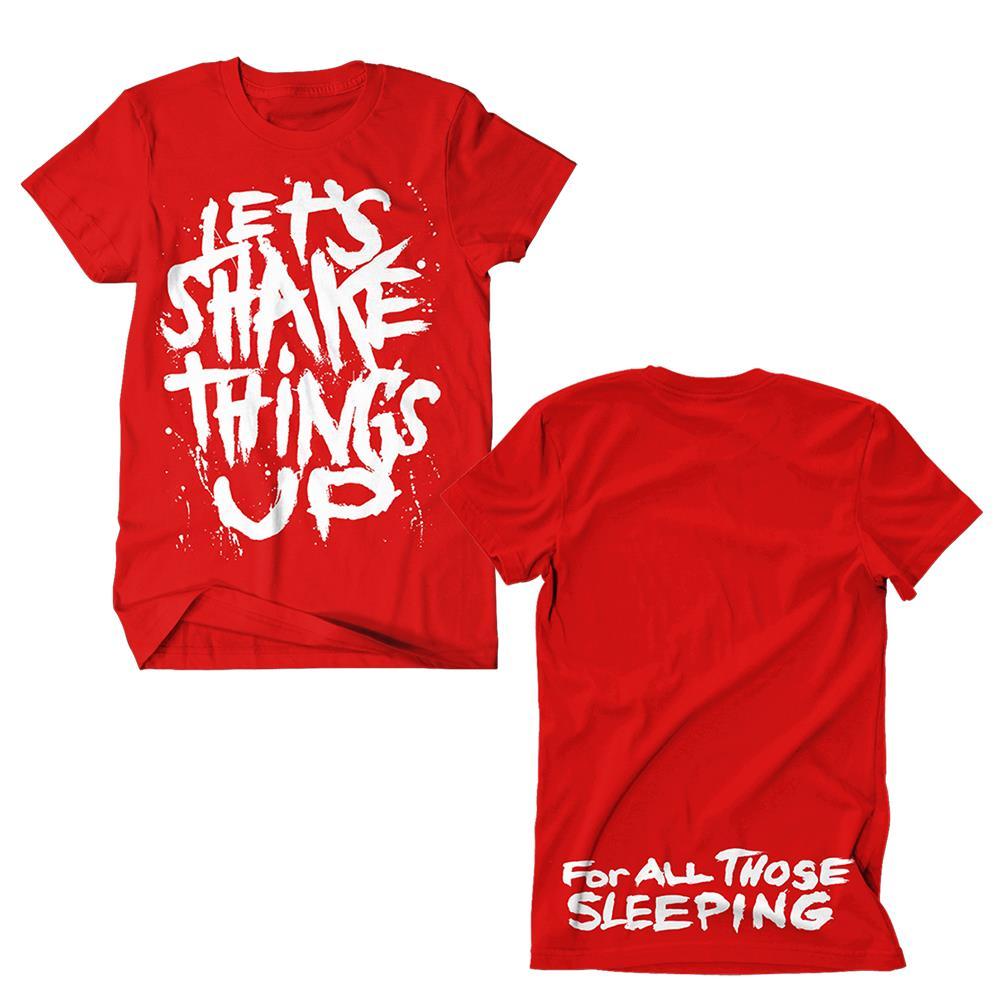 Shake Things Up Red