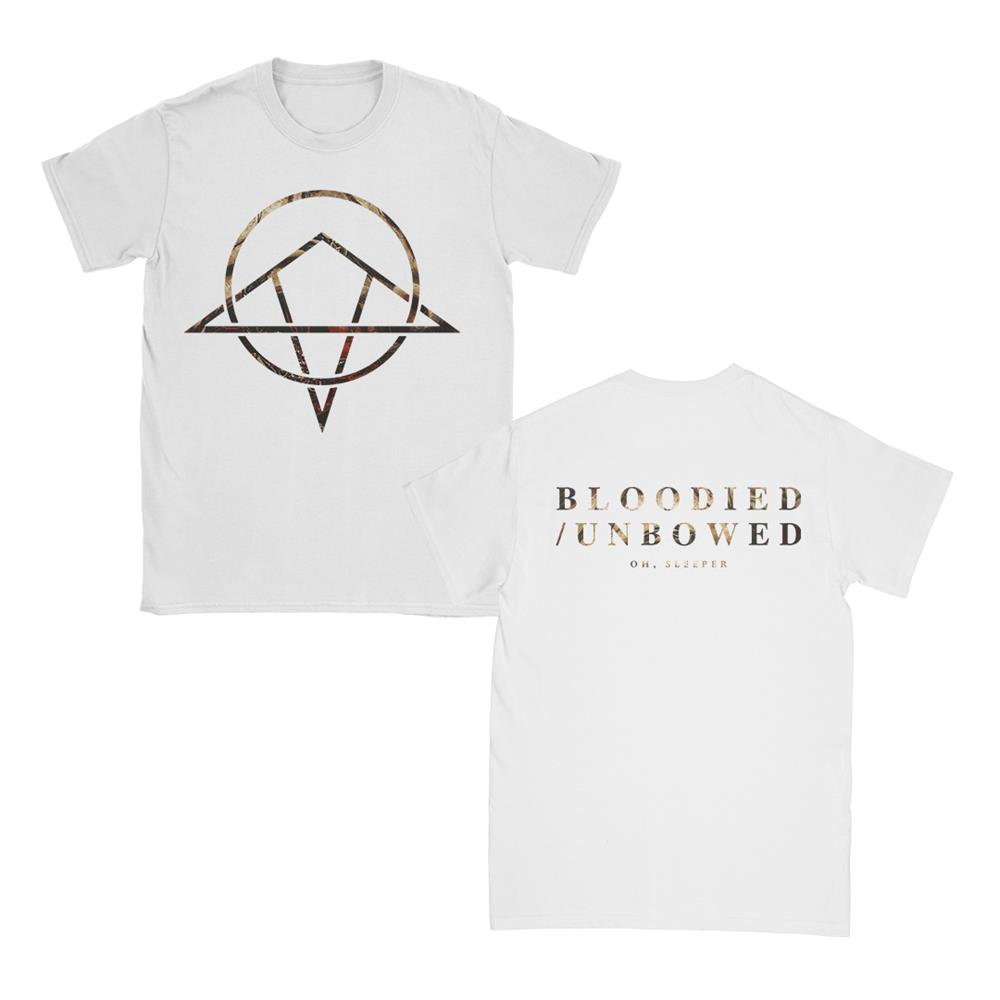 Bloodied / Unbowed White