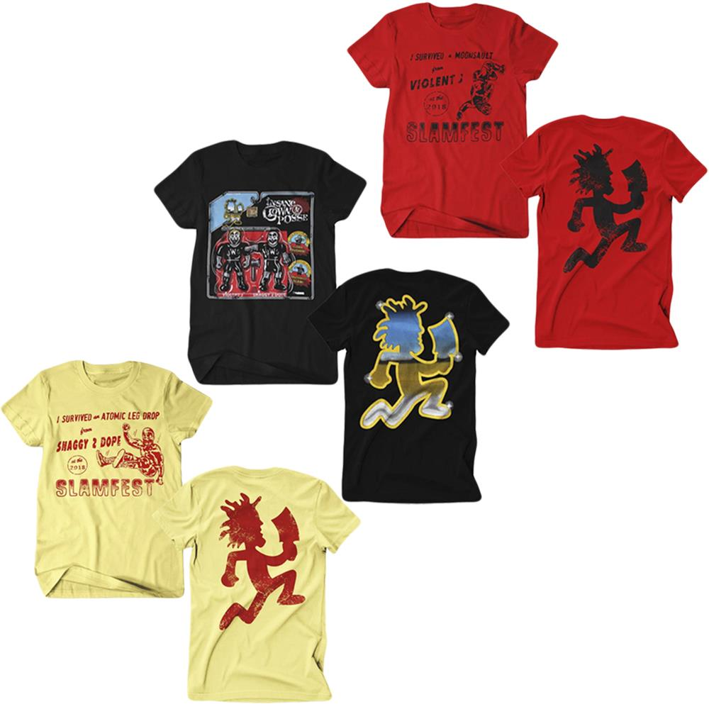 Wrestling Tee Bundle