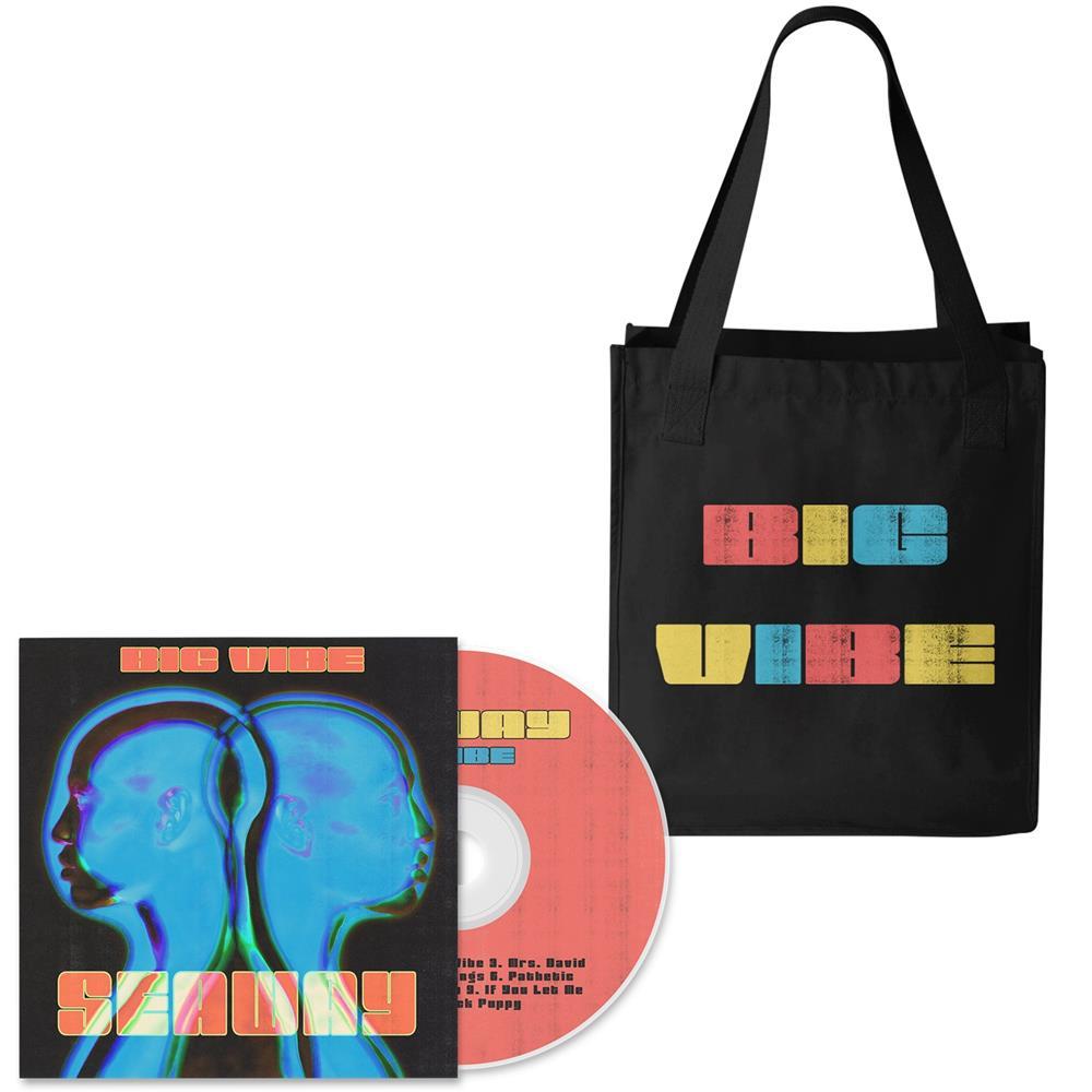 CD + Tote Bag