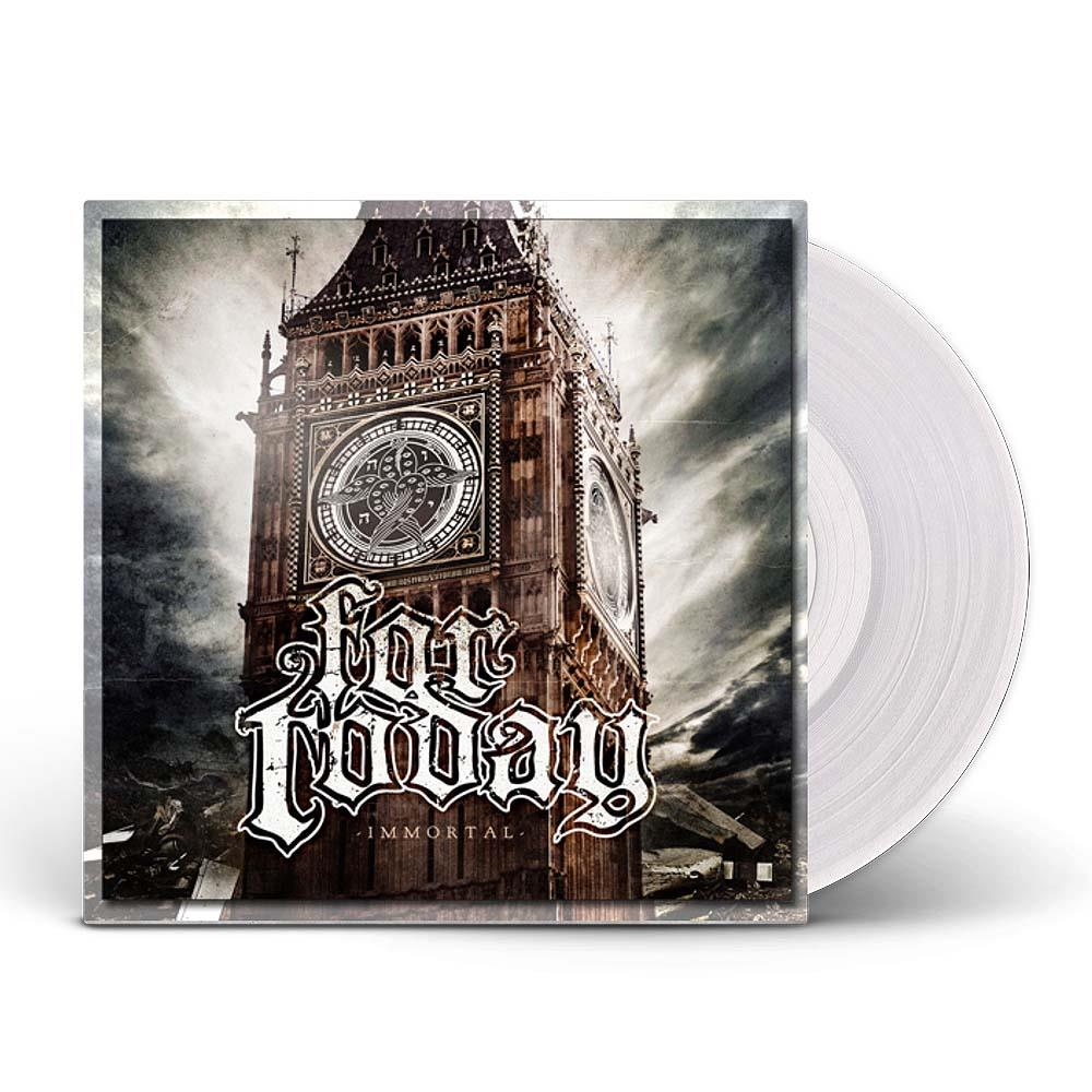 Immortal White LP