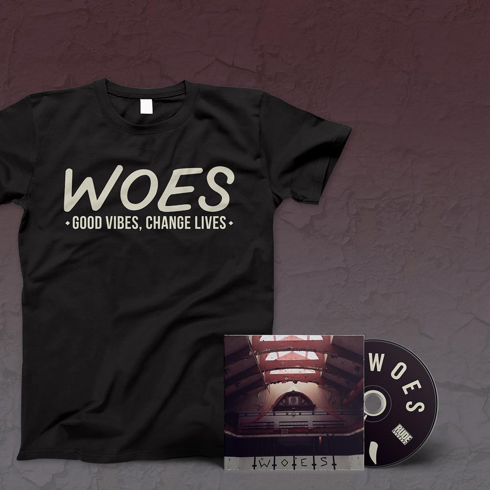 EP & Good Vibes T-Shirt