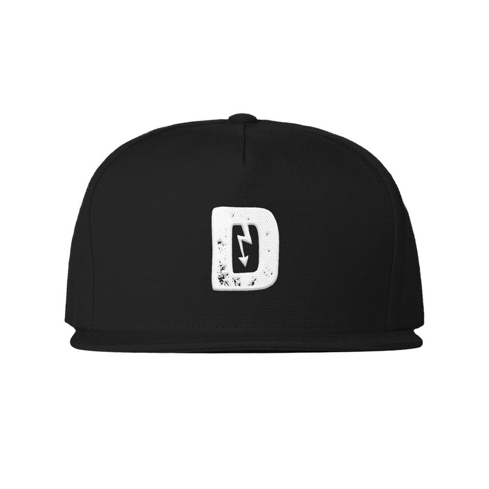 Logo Black Snapback