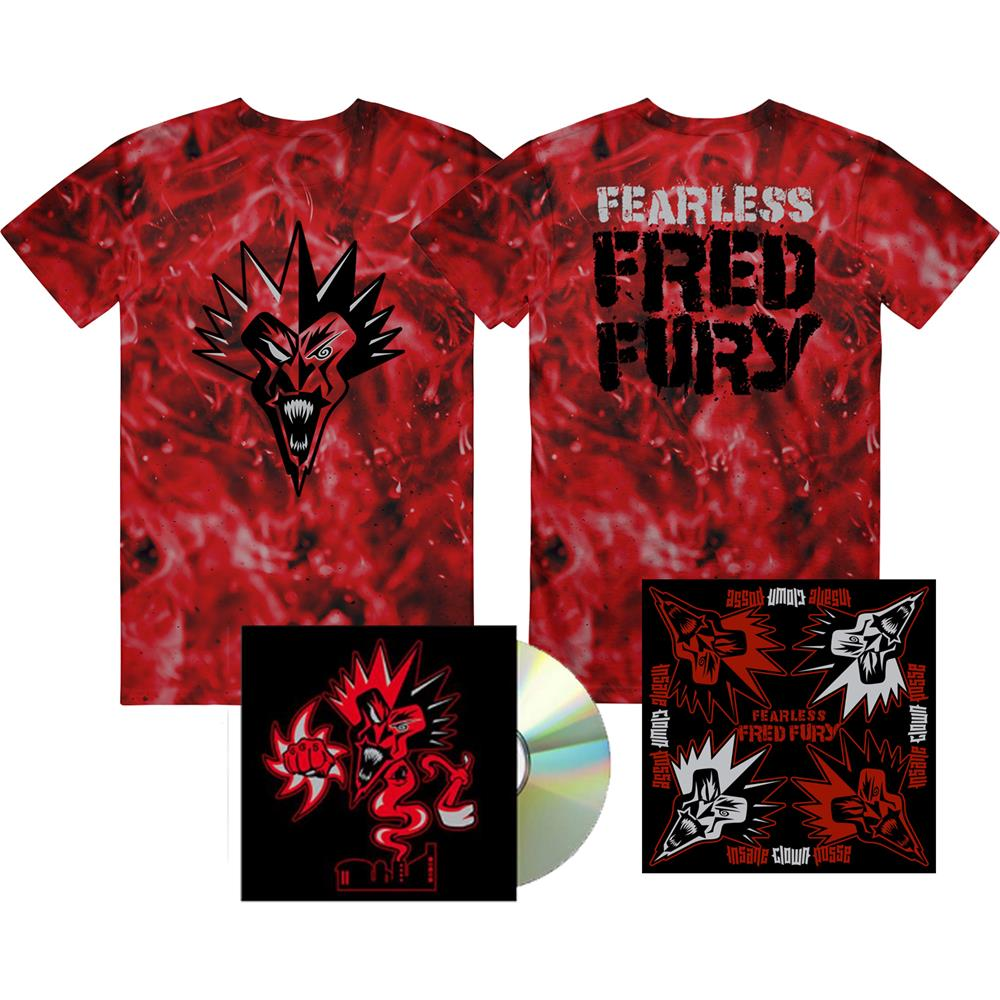 Fearless Fred Fury 05