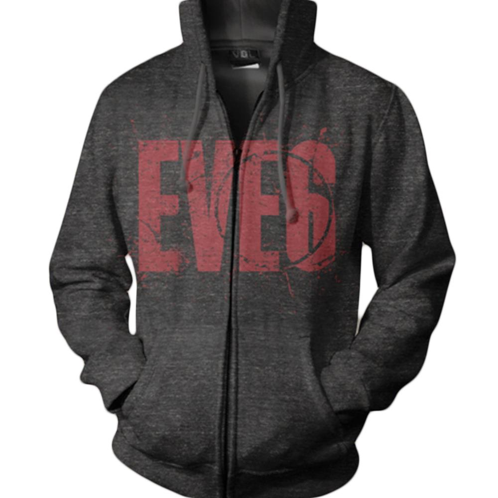 Eve 6 - Logo Charcoal Heather *Final Print!*